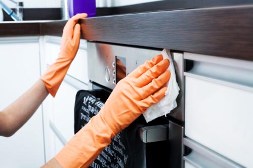 Mẹo vệ sinh nhà bếp nhanh và hiệu quả