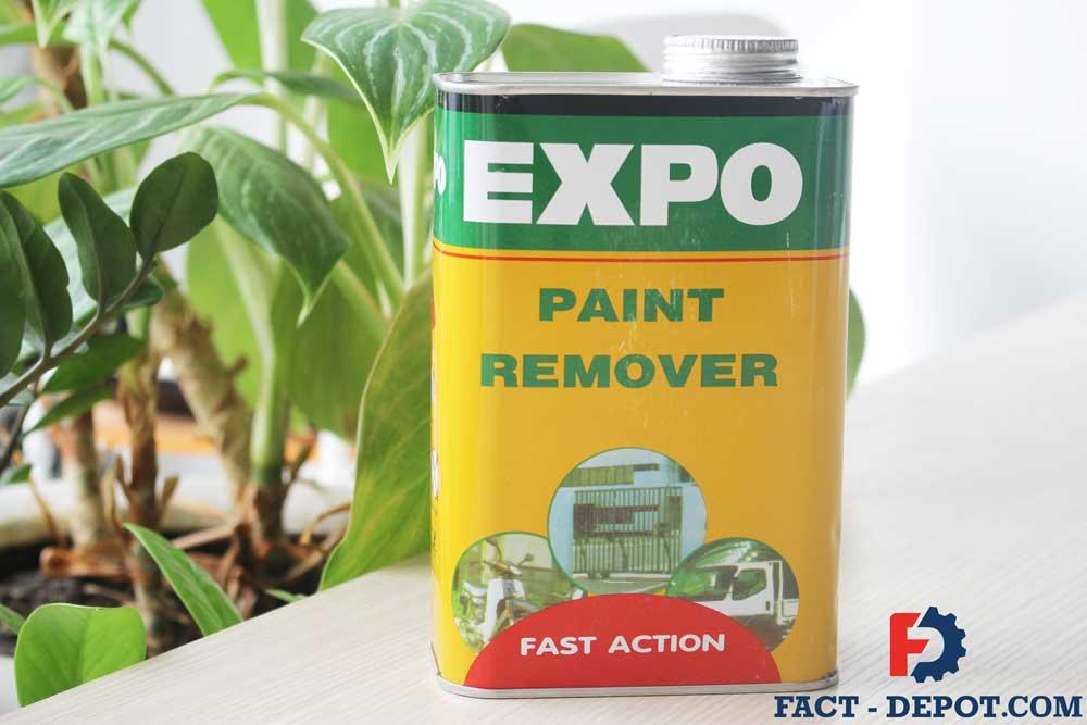 Hóa chất tẩy sơn Expo
